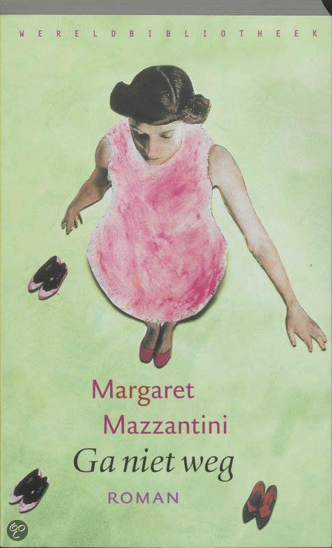 """Ga niet weg is een boek van Margaret Mazzantini, een vrouw, maar geschreven vanuit het perspectief van een man. Heel knap geschreven met mooie lange zinnen vol originele metaforen en boeiend tot de laatste woorden. Tegelijkertijd vond ik het ook sinister, wreed en grof. """"Hoe het lot als een bulldozer over je heen is gedenderd."""" 5/53"""