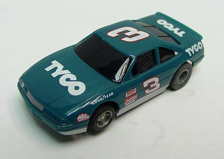 TYCO HO Slot Car - Chevrolet LUMINA #3 in Rare Blue-Green Color - MINT   Toys & Hobbies, Slot Cars, HO Scale   eBay!