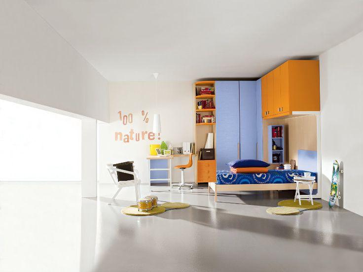159 migliori immagini kids room su pinterest camere per bambini design per camere da letto e. Black Bedroom Furniture Sets. Home Design Ideas