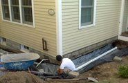 French Drains: How to Build an Exterior French Drain System