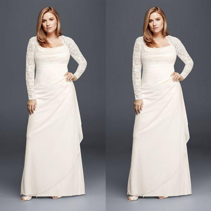 44 best Plus Size Wedding Dresses 2016 images on Pinterest ...