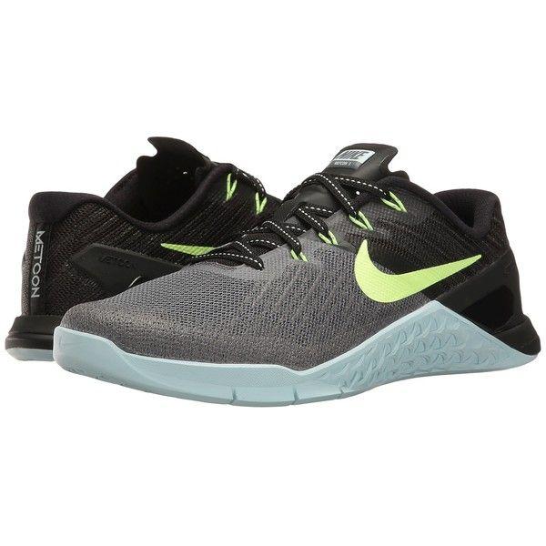 Nike Metcon 3 (Dark Grey/Ghost Green/Glacier Blue/Black) Women's