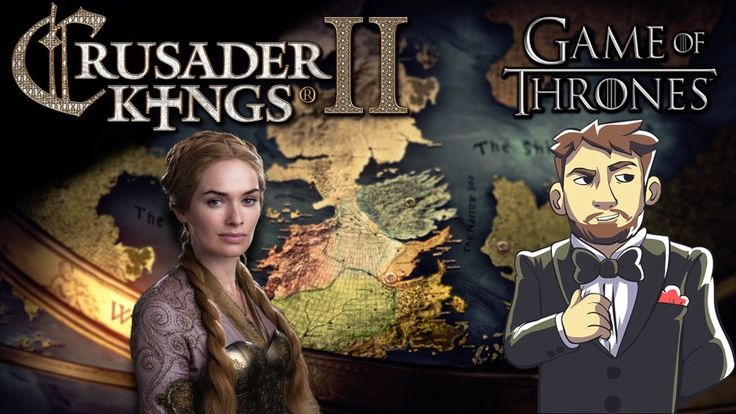 [EVERYTHING] Crusader Kings 2 has a Game of Thrones mod that let's you play as any character from the series. I wanted to do an evil playthrough and play in-character as Cersei Lannister but she ended up leading an army against the White Walkers...