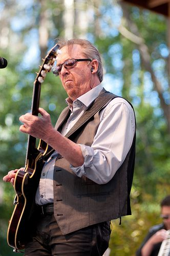 Boz Skaggs is known for a string of pop hits, but he is a great blues guitar player