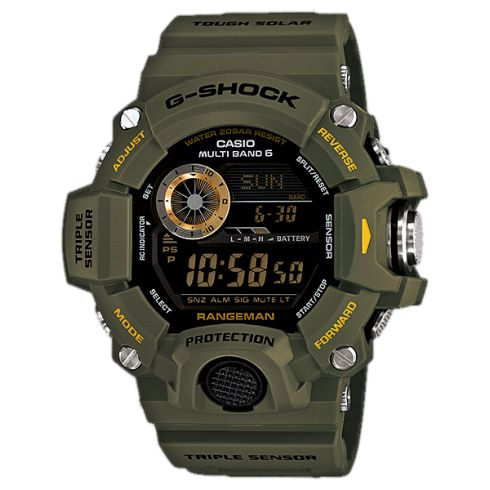 G-Shock GW-9400-3 Rangeman - Watches - Tactical Distributors- Tactical Gear