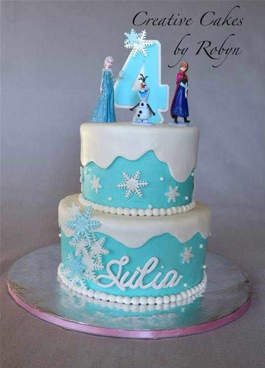 76 best Frozen Birthday Party Ideas images on Pinterest Frozen