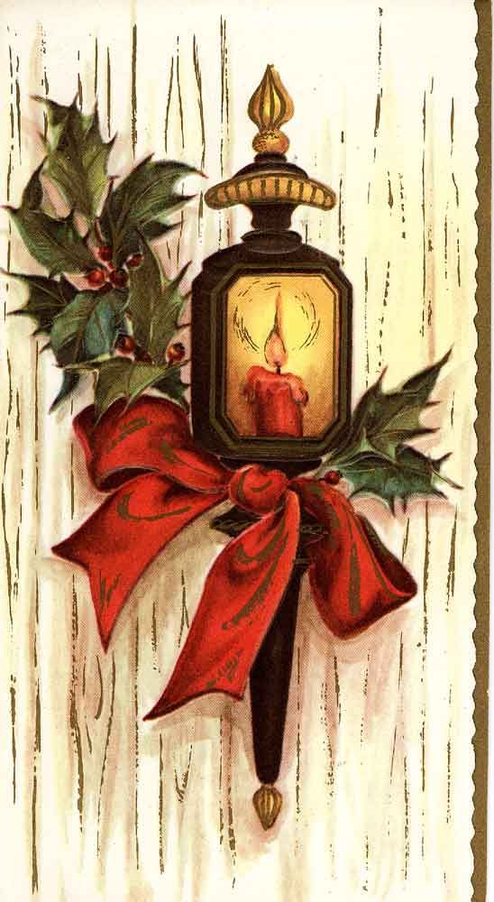 17 Best Images About Cards Christmas Lanterns On