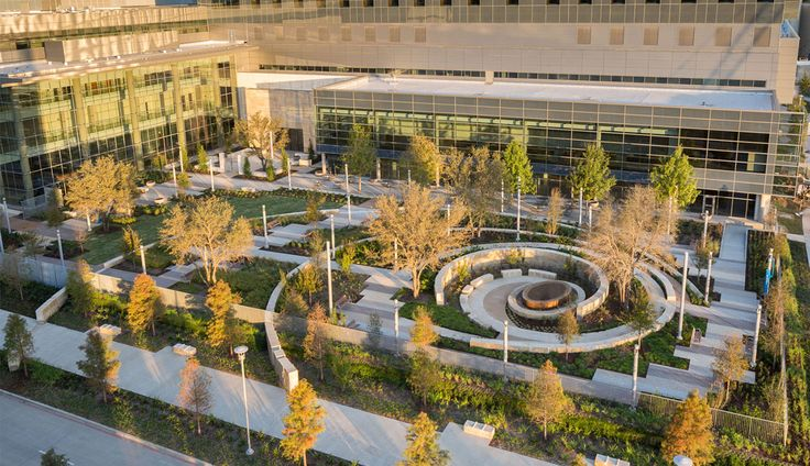 The new Parkland Hospital is a 2.5 million square-foot campus that will feature a 17-story main hospital building