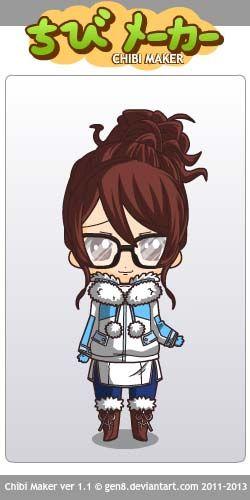 Mei (Overwatch) Chibi Maker