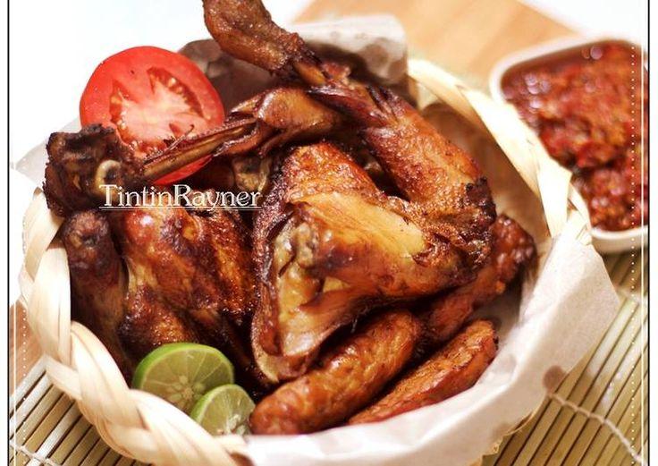 Ayam Bacem mudah super nagihh,nambah lagi resep andalan