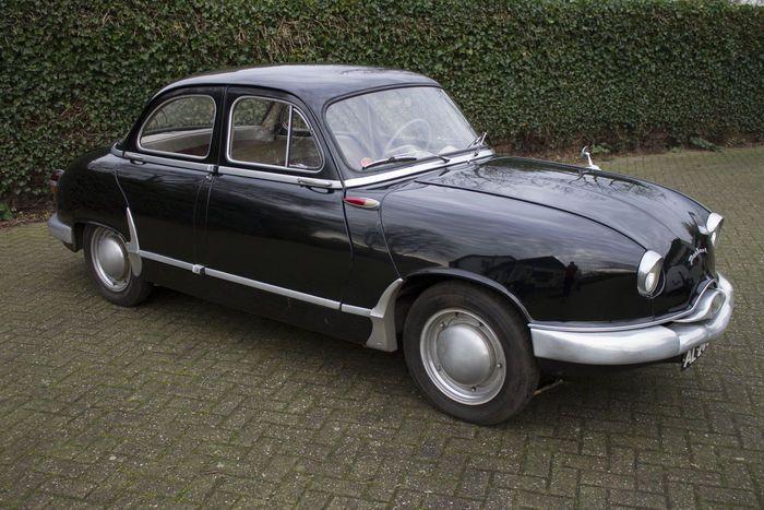 Panhard Dyna Z12 - 1957