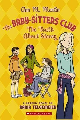The Baby Sitters Club Ann M Martin Book Grafic Novel By