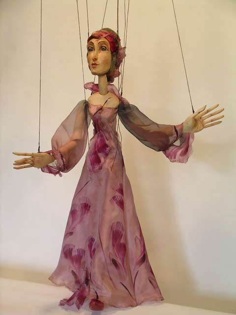 Fairy Marionette Puppet