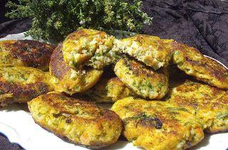 W Mojej Kuchni Lubię.. : kotlety marchwiowo-kalafiorowe...