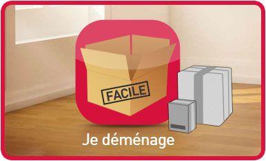 Changement d'adresse, déménagement - Pack Déménagement - Boutique Particuliers La Poste