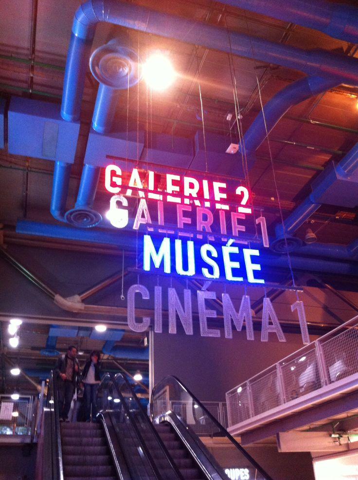 Beaubourg (expo Cartier bresson)