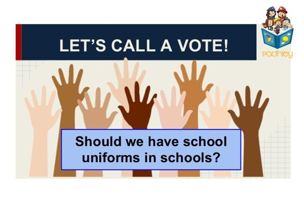 Debate on school uniforms essay