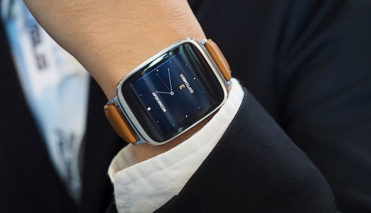 ASUS' stylish ZenWatch is all about security, remote control and wellness #ZenWatch