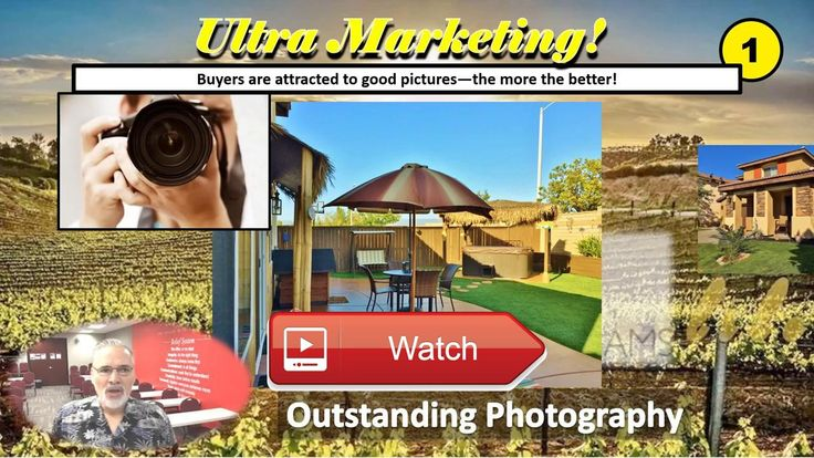 Ultra Marketing Musical Real Estate Video See how Dan The Real Estate Man markets homes for sale by using Ultra Marketing Song parody written and performed b