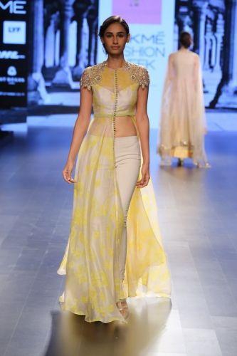 Anushree Reddy Lakme Fashion Week Summer/Resort 2016