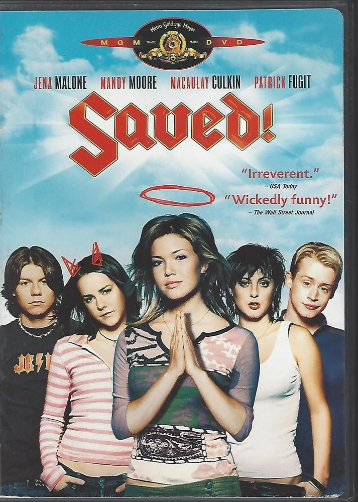 Saved! (DVD, 2009) Jena Malone, Mandy Moore