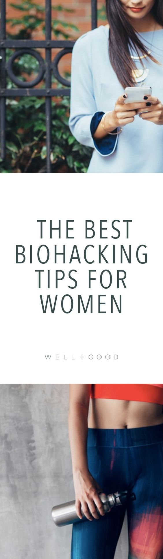 How to biohack for women.