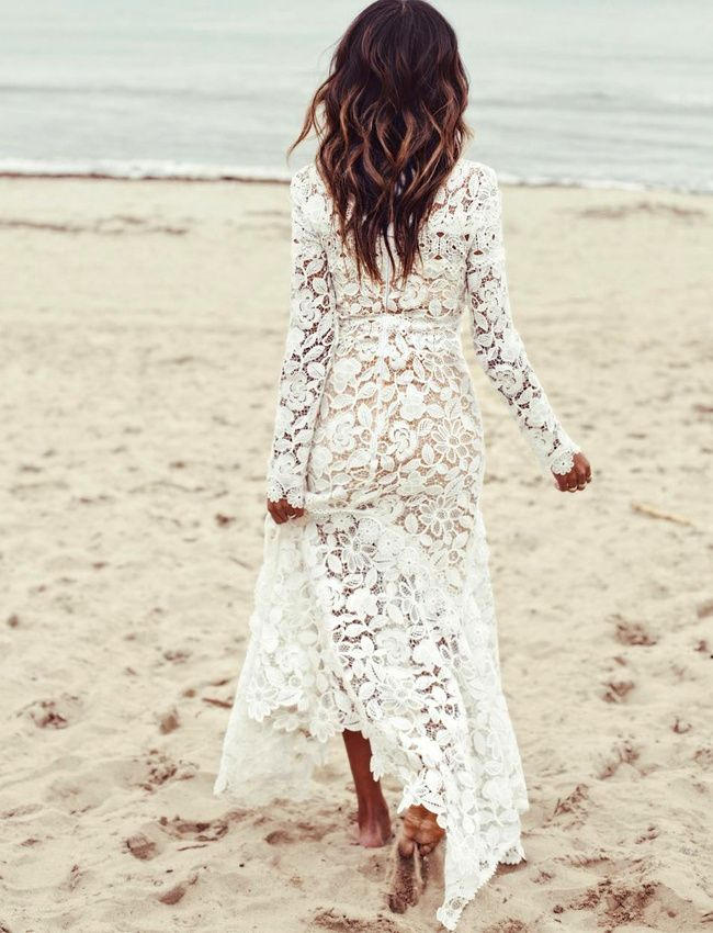 La parfaite robe de mariée #47 (robe BHLDN - photo Sincerely Jules)