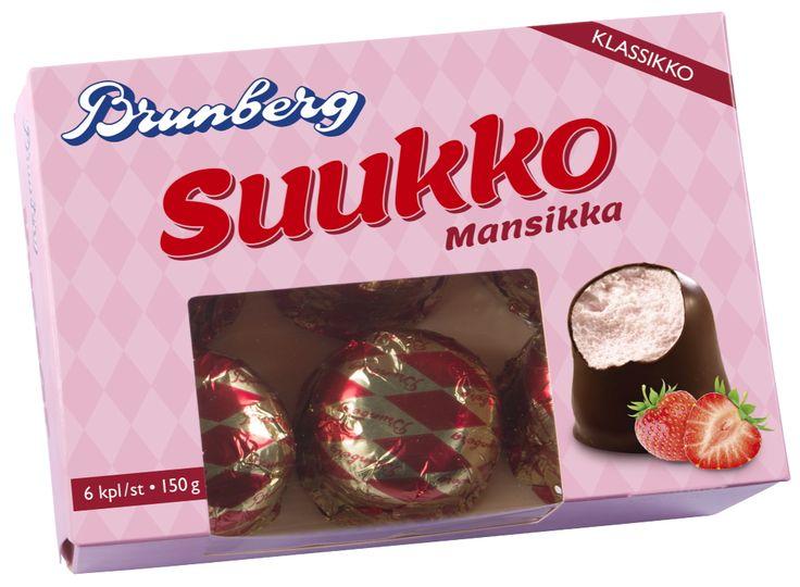 Brunberg Mansikkasuukko