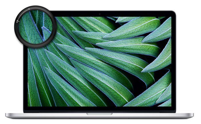Den nya 2014 MacBook Pro