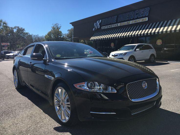 Used 2014 Jaguar XJL Supercharged Sedan for sale in Pensacola, FL