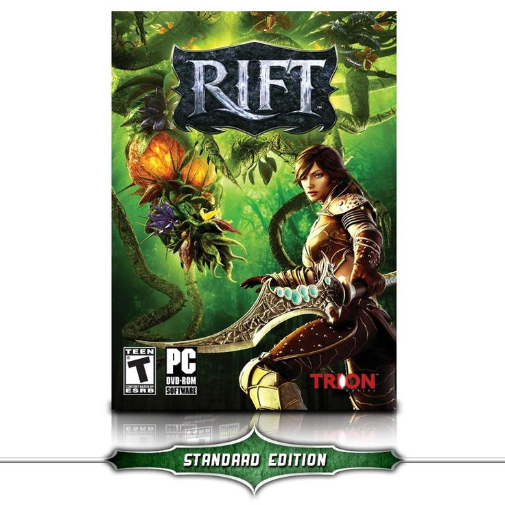 Rift for Windows PC (Standard Edition) Mystic messenger