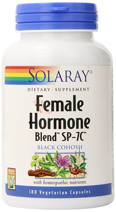 Solaray Female Hormone Blend Full Review – Does It Work? Review of Solaray Female Hormone Blend and the best natural Candida and Bacterial Vaginosis supplements.