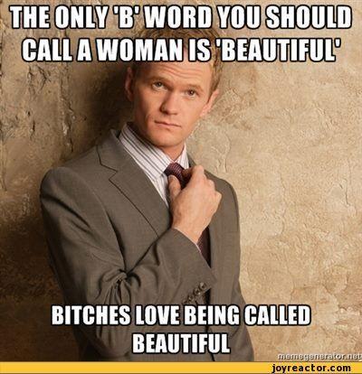 Barney Stinson lol