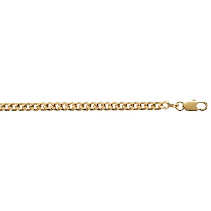 Gourmette diamanté stifany chain