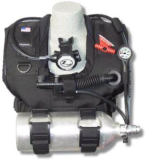 Zeagle Rapid Diver,   Find it on www.foundyt.com