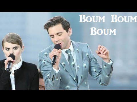 Coeur de Pirate et Mika - Boum Boum Boum -