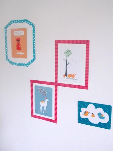 108 best images about washi tape home decor etc on pinterest. Black Bedroom Furniture Sets. Home Design Ideas