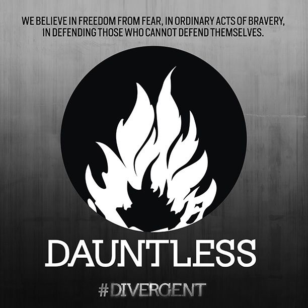 "About the Dauntless faction / Exclusive ""Divergent"" Poster Reveals Dauntless Tattoos (via BuzzFeed)"