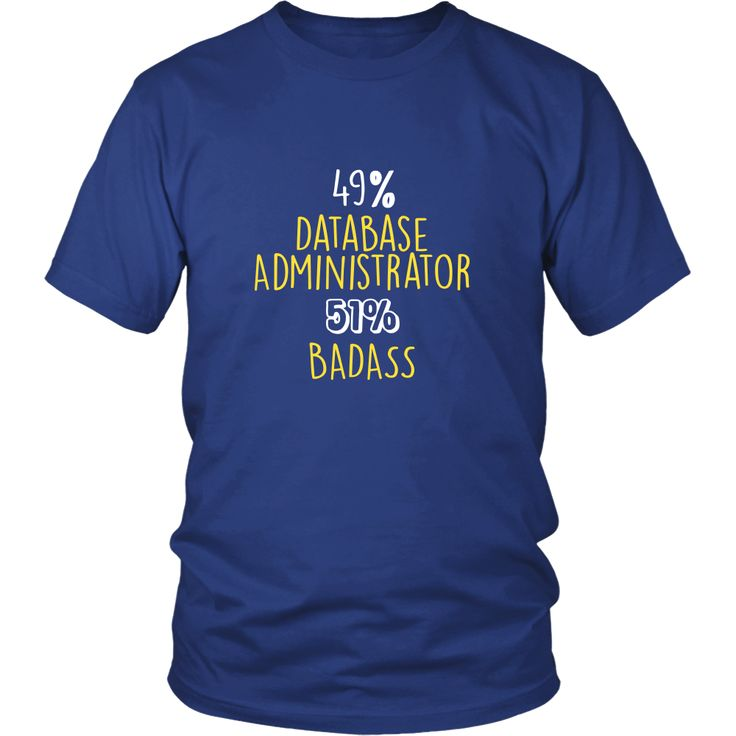 data base administrator A dba program is designed to give students the technical knowledge that successful database administrators need for instance, all aspiring dbas need to be comfortable with structured query language (sql.