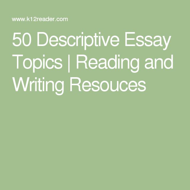 unusual argumentative essay topics