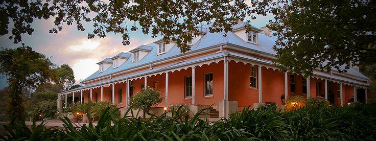 The Fitzroy Inn, Mittagong - hotel rooms, restaurant etc.
