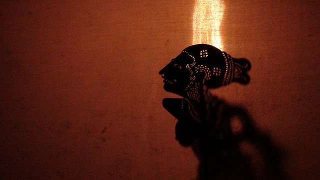 Wayang Kulit Performance: The Sacrifice of Bima. by Gustavo Thomas, via Flickr