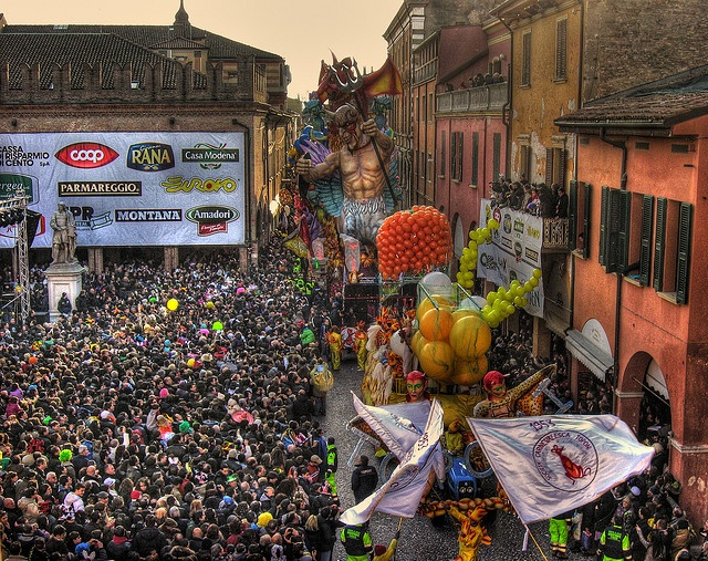 Carnevale di Cento 2010 - Toponi