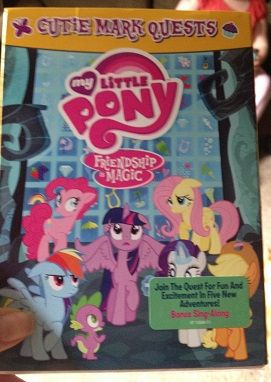 My Little Pony #Giveaway http://canadianbasics.com/my-little-pony-dvd-review-giveaway/