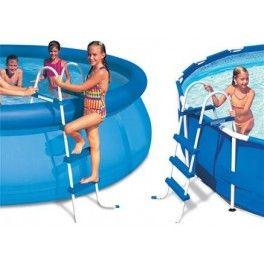 Intex zwembadtrap 91 CM zwembad ladder