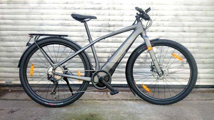 Specialized Turbo Vado ▷ Das City E-Bike mit Brose Mittelmotor, Lenker-Steuerung, Profi-Display ✚ App. Bis zu 604Wh Power Rahmen-Akku ✓