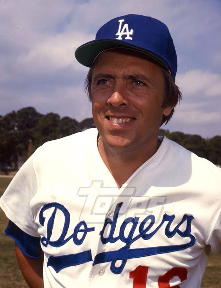 Rick Monday, Los Angeles Dodgers