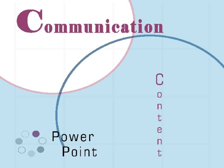 communication-powerpoint by Andrew Schwartz via Slideshare