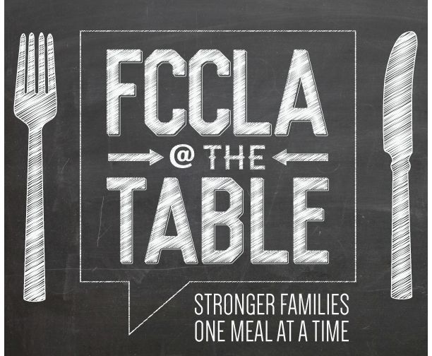 FCCLA at the Table has some fantastic resources for secondary ed teachers!