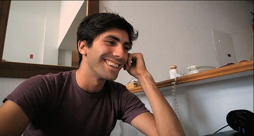Nev Schulman from Catfish.... In love with him.